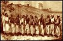 Alawites Dance, circa 1880.
