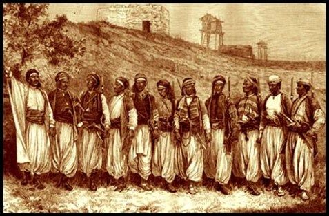 Alawites Dance, circa 1880.