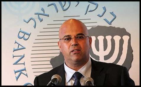 Supervisor of Banks David Zaken