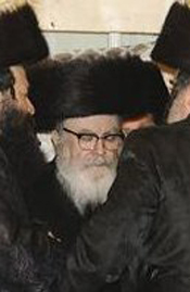 Skverer Rebbe