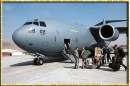 Multinational Strategic Airlift Capability supports NATO committee visit to Afghanistan