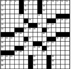 Crossword-March-Purim