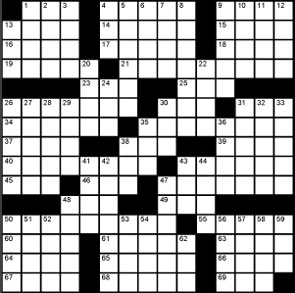 Crossword-Symbols