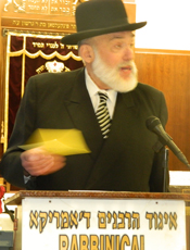 Rabbi Yaakov Spivak