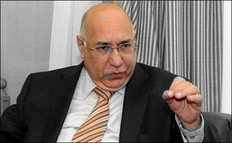 Egypt's finance minister Momtaz El-Said