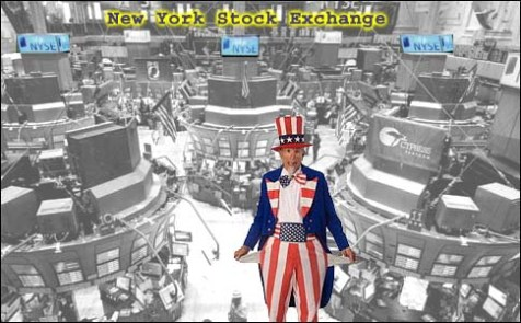 NYSE Broke