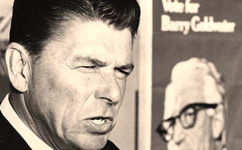 Ronald Reagan himself could not win an election in today's America.