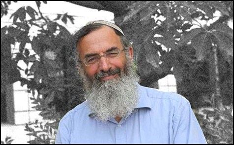 Rabbi David Stav.