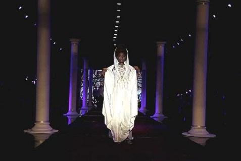 Breathtaking Bride's Gown