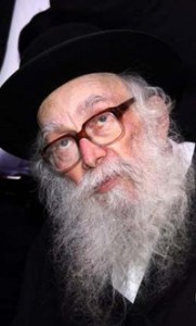 Rabbi Nissan Karelitz