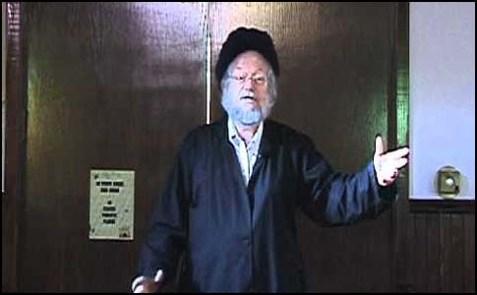 Rabbi Nathan (Nuchem) Rosenberg