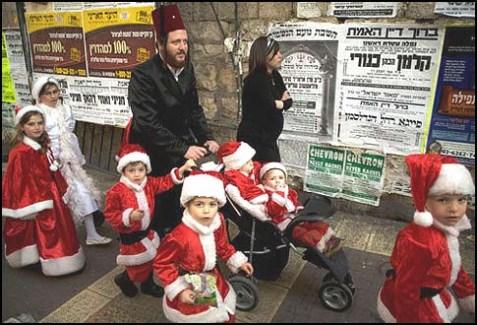 Helper's Little Santas
