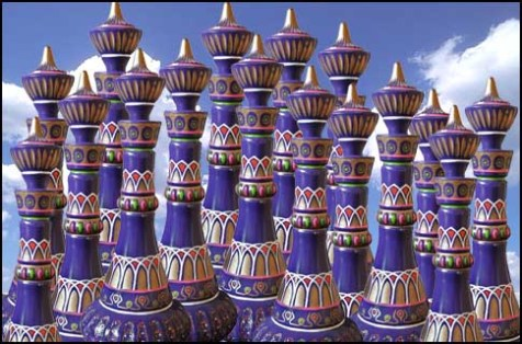 genie bottles