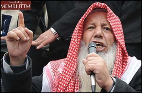 Jordanian Salafi-Jihadi Abu Muhammad Al-Tahawi