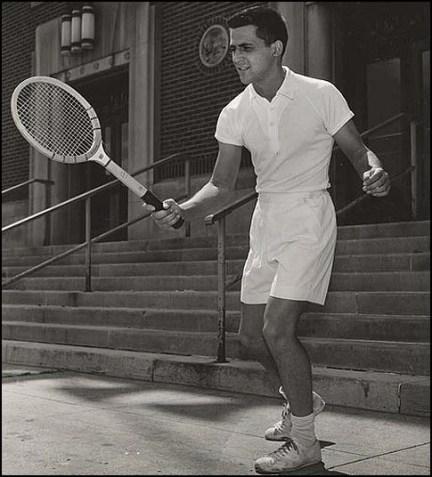 Jewish Tennis, 1955