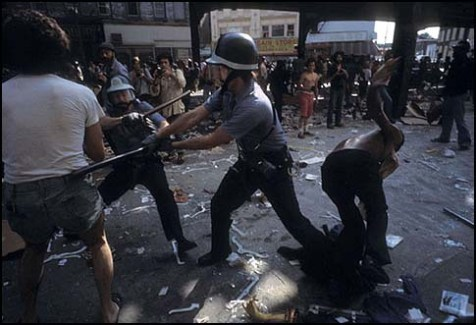 The NYC Blackout riot of 1977.