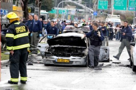 Alperon Car Bomb