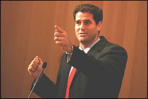 Ron Dermer, Prime Minister Netanyahu's senior adviser, may be Israel's next Ambassador to the U.S.