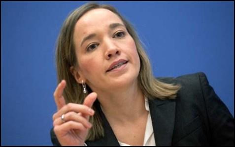 German Family Minister Kristina Schröder