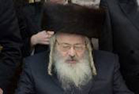 Shomrei Emunim Rebbe of Bnei Brak