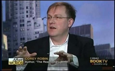 Professor Corey Robin