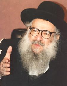 "Rav Shlomo Freifeld, z""tl"