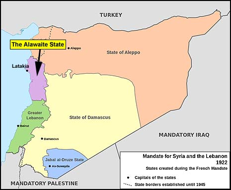 Alawaite State