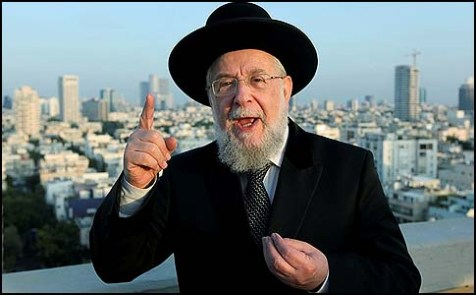 Rabbi Yisrael Meir Lau