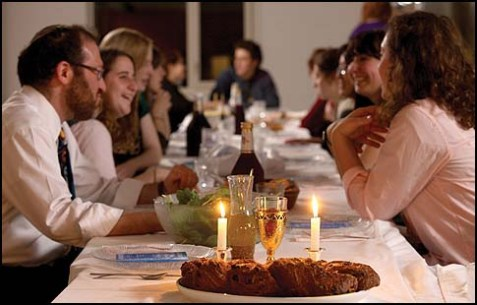 Shabbat Table