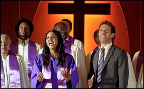 "The Lifetime Original Movie ""Twist of Faith,"" starring Toni Braxton, Mykelti Williamson and David Julian Hirsh premieres at 7 p.m. Saturday, Feb. 9."