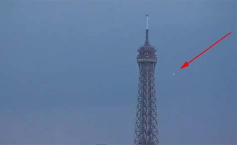 Paris UFO
