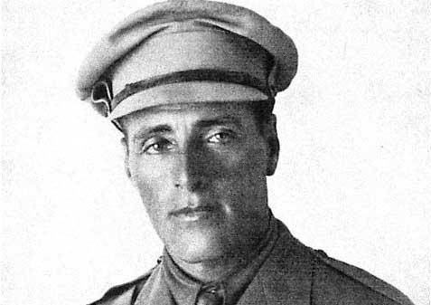 Zionist legend Joseph Trumpeldor.