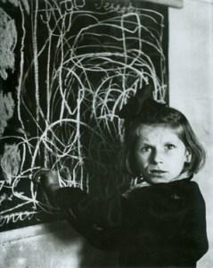 Tereska (1948) photograph by David Seymour.  © Chim (David Seymour)/ Magnum Photos
