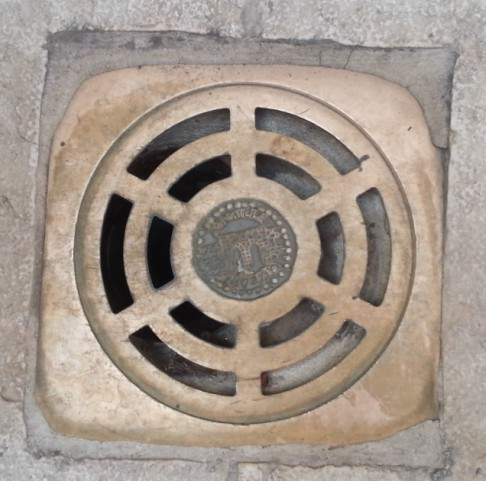 Modern Manhole