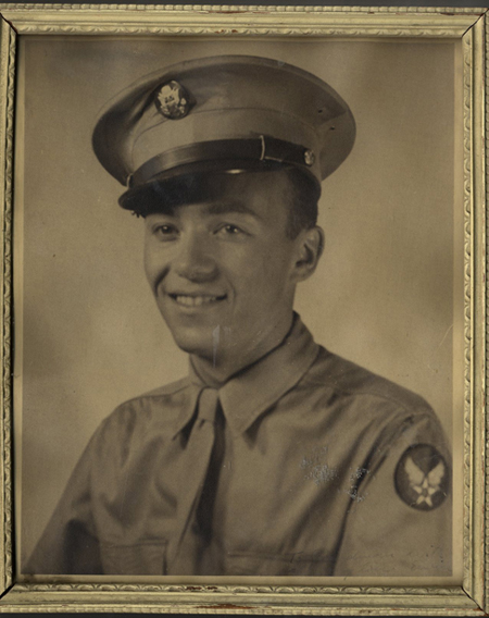 "Cpl Erwin Weinberg a""h"