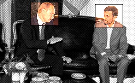 Putin Iran