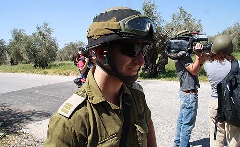 Captain Barak Raz