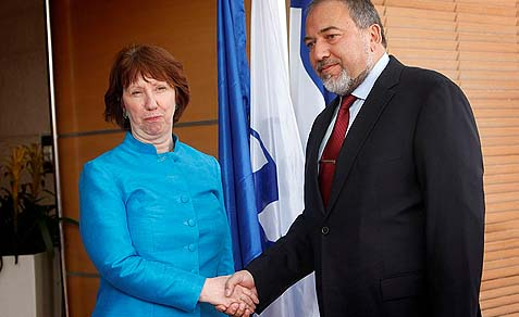 On June 10, MK Avigdor Liberman called on the EU and its High Representative for Foreign Affairs and Security Policy, Lady Catherine Ashton, to quit its hypocrisy and label Hezbollah a terrorist organization