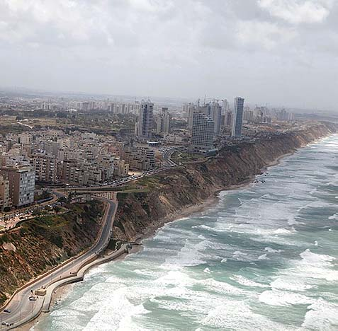 Why Netanya Is the Coolest
