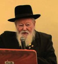 Rabbi Pinchas Weberman