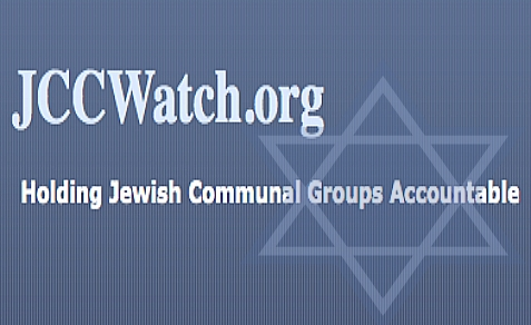 JCC Watch and other pro-Israel organizations are now asking that entities which use Jewish communal dollars to support anti-Israel activists no longer receive Jewish communal funding