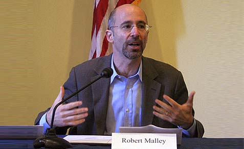 Robert Malley, buddies with Hamas, may be joining Secretary of State Kerry's foreign policy team