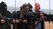 Syrian rebels: Obama wants to give these fine folks bigger, better weapons.