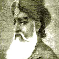 Shah Waliullah (1703-62) a leading thinker of Indian Islam.