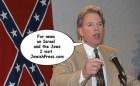 Ex-KKK Wizard David Duke.