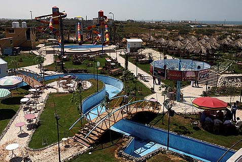 The Rise and Fall of Gaza Crazy Park