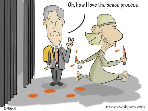 Kerry Loves His Peace Process