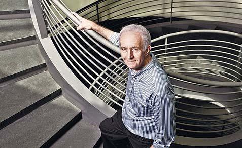 Former CEO of IBM Israel Meir Nissensohn.