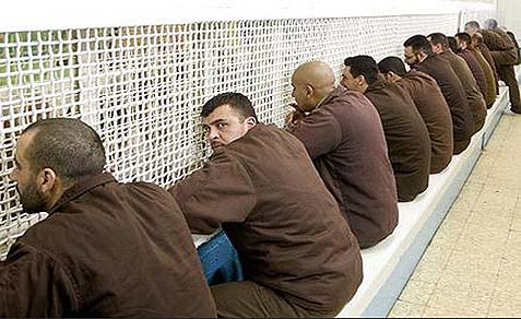 Israel is giving in on the release of Palestinian prisoners with Jewish blood on their hands.