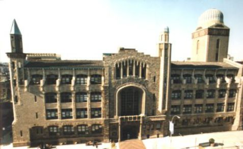Yeshiva University High School
